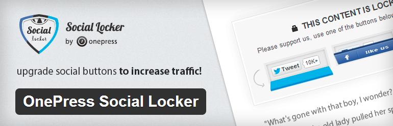 OnePressSocialLocker