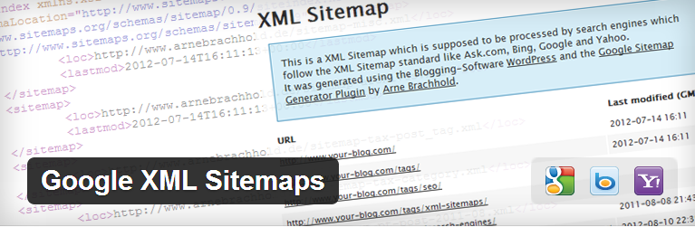 wordpress-plugin-GoogleXMLSitemaps